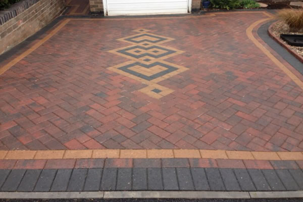 Block Paving Driveway North London