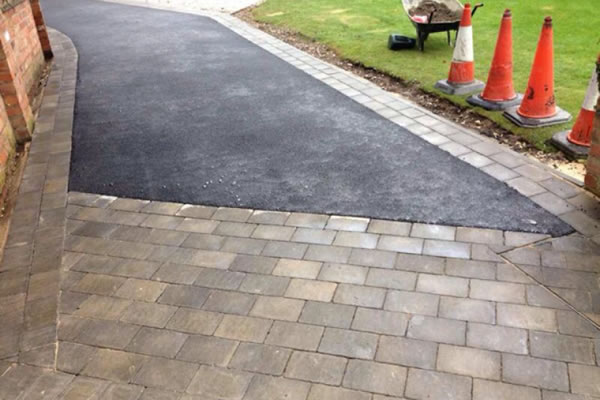 Block Paving North London