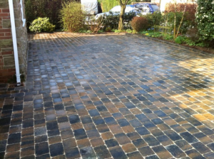Block Paving Driveway Specialists in North London